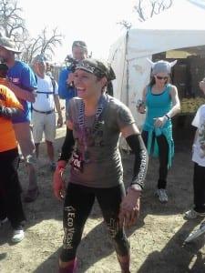 April Luu 1st place Colorado Spartan