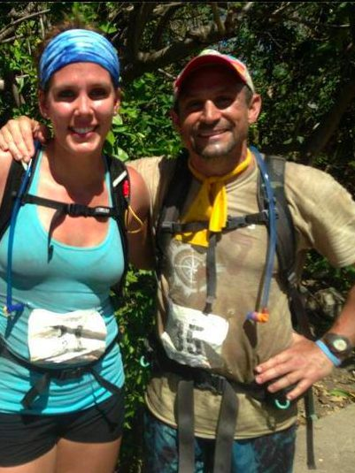 Survival Run Laura Svette