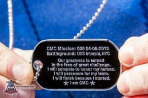 CMC Dog Tag