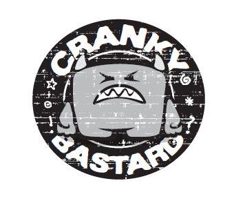 Cranky Bastard logo winner