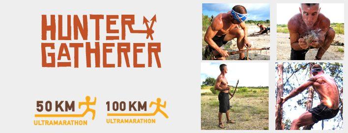 Hunter Gatherer Survival Run