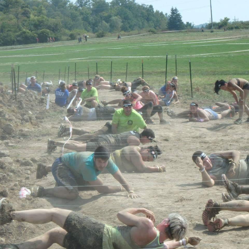 Spartan Wire Crawl at Cornell