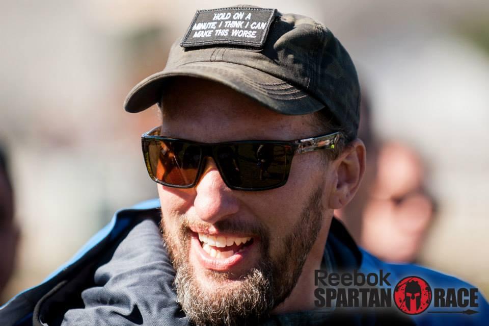 Norm Koch Spartan Race