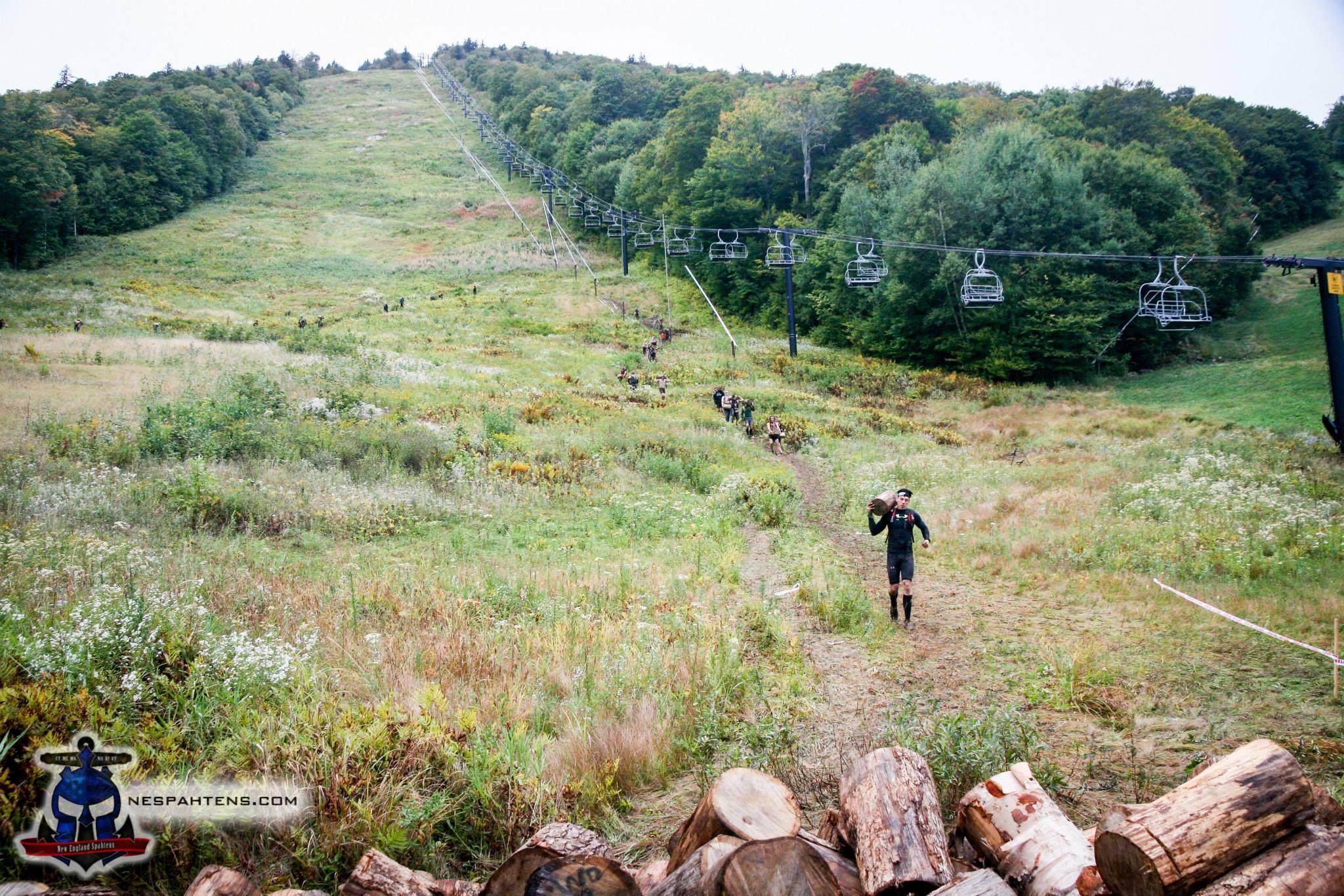 Vermont Beast Log Carry