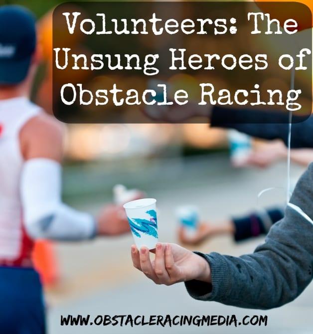 Volunteers the unsung heroes of obstacle racing