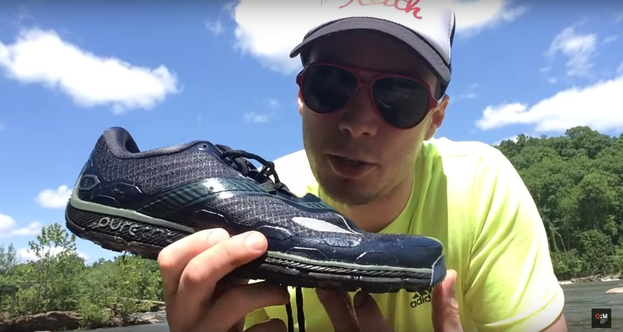 Brooks PureGrit 5 Preview