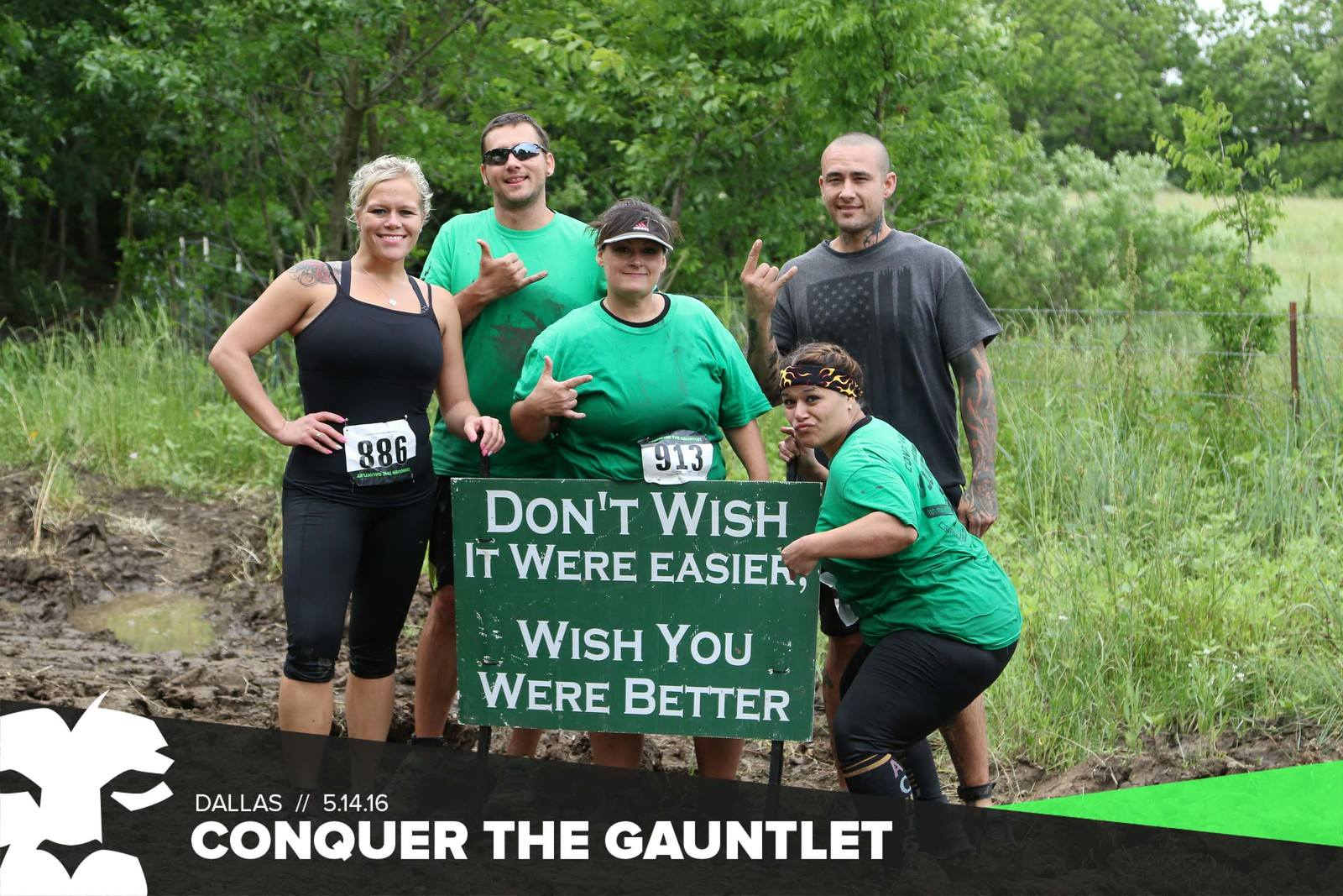 Conquer The Gauntlet Cancels