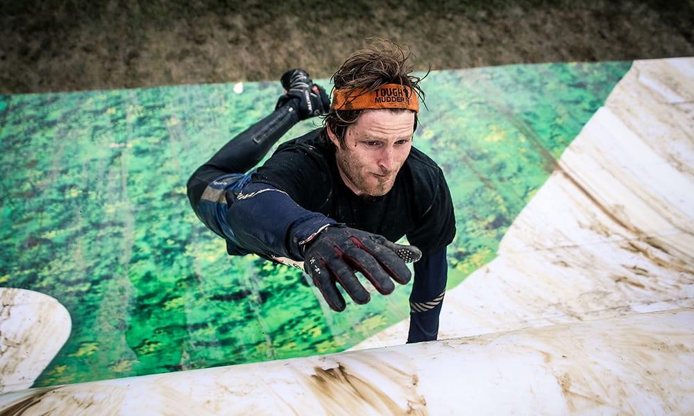 Tough Mudder Obstacle week Everest 2.0