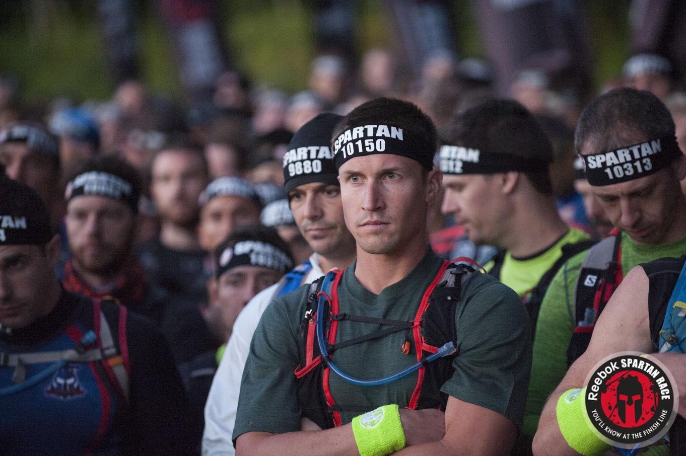 Spartan Race - Killington, VT - Determination