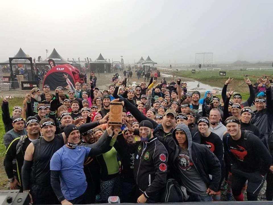Spartan Race Snohomish - Beasts OCR - Biggest Team