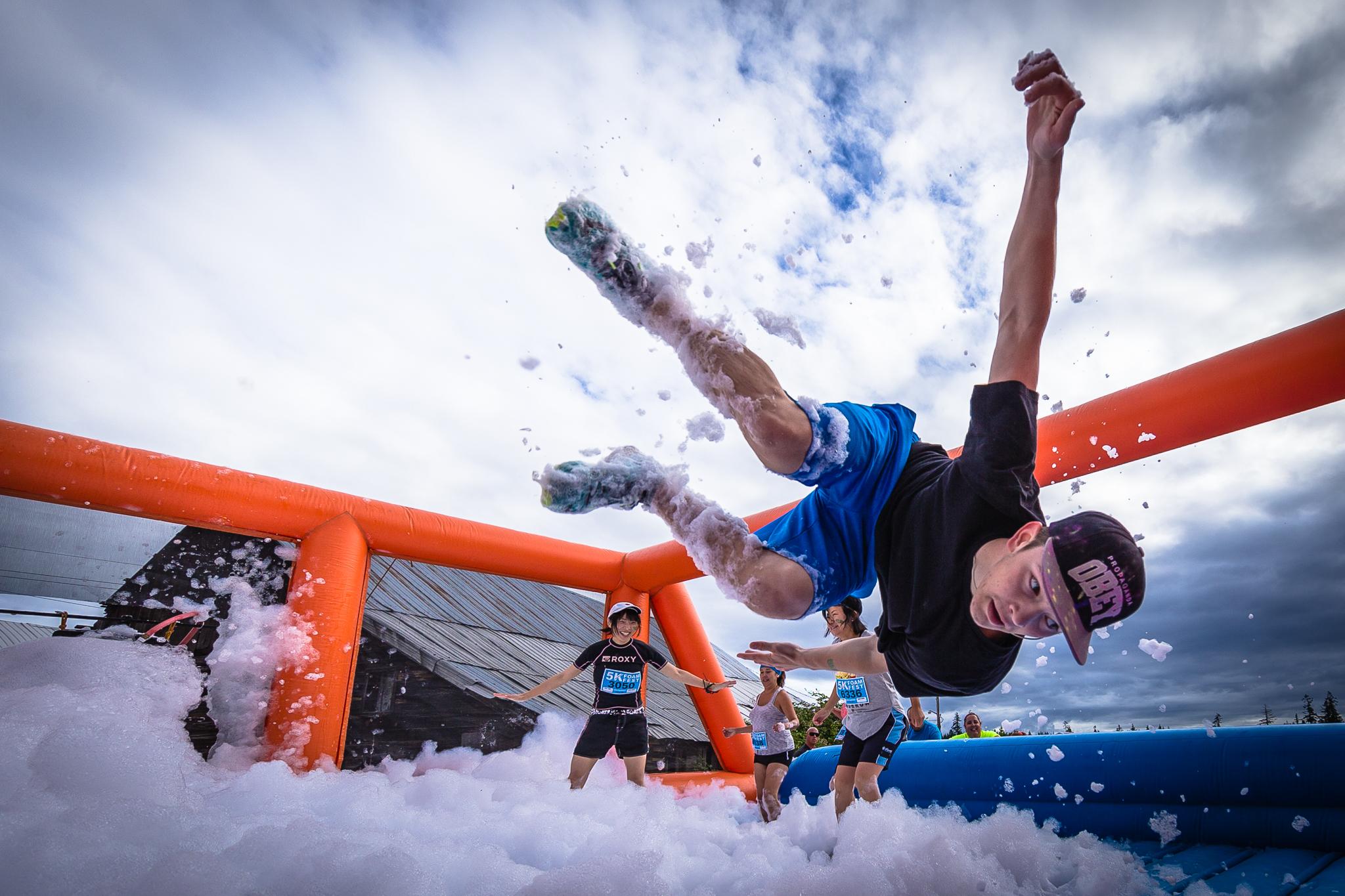 5k Foam Fest