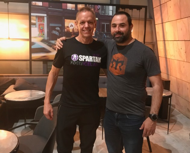 Charlie Engle Obstacle Racing Media Podcast