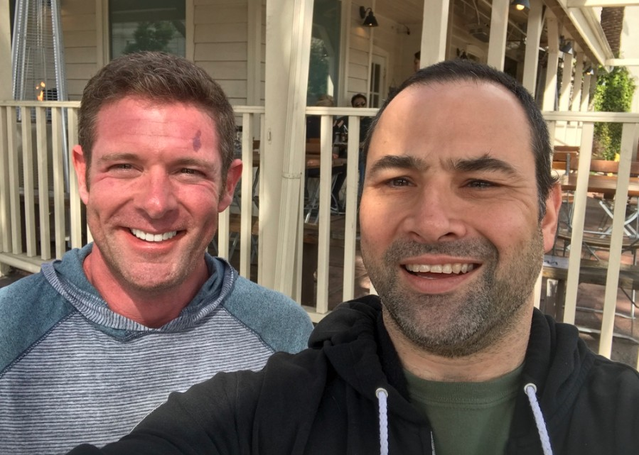 Noah Galloway Live From Los Angeles