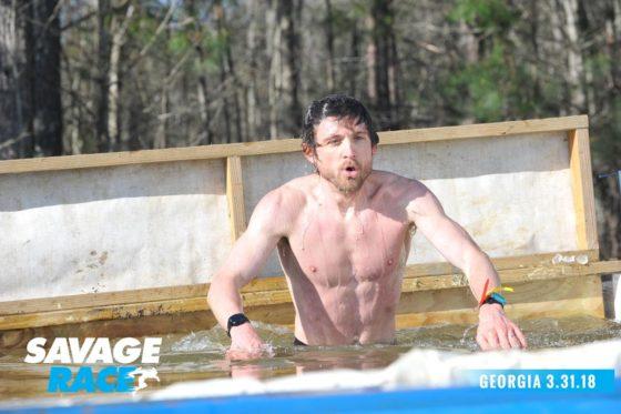 Savage Race Shriveled Richard