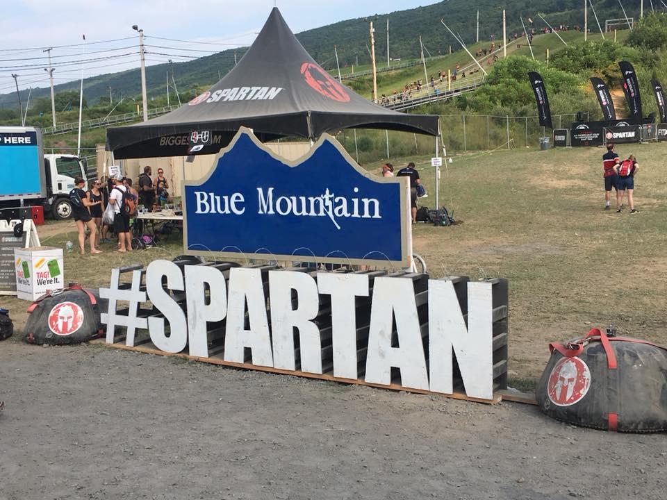 Spartan Race Blue Mountain