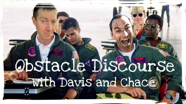 Obstacle Discourse with Davis and Chace