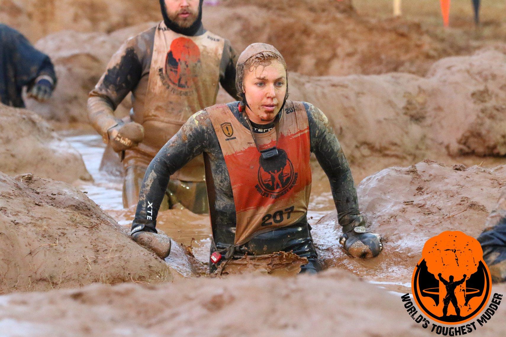 Erin Rost World's Toughest Mudder
