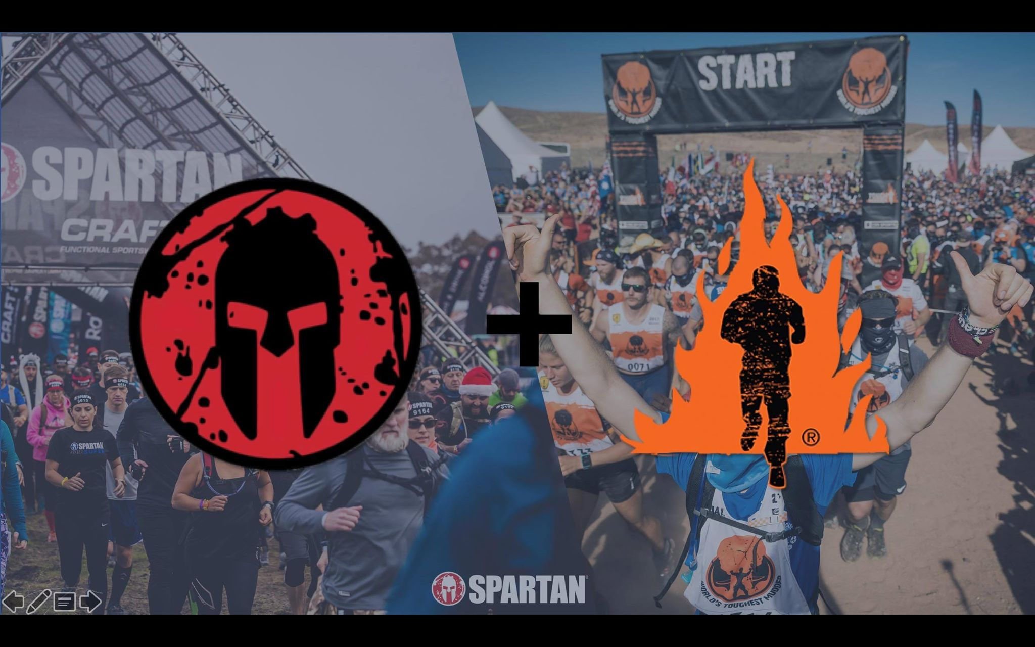 Spartan Race Acquires Tough Mudder