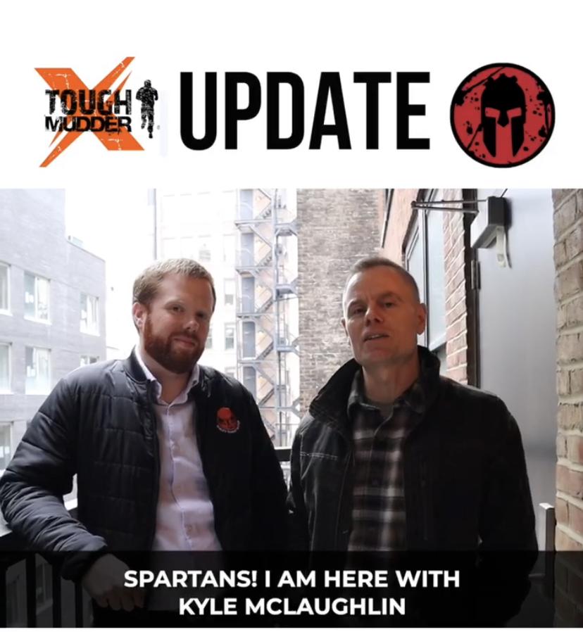 Spartan and Tough Mudder Kyle Mclayghlin Joe Desena