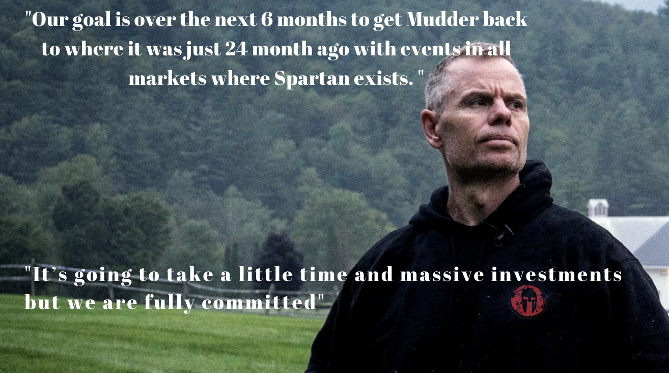 Spartan Race buys Tough Mudder