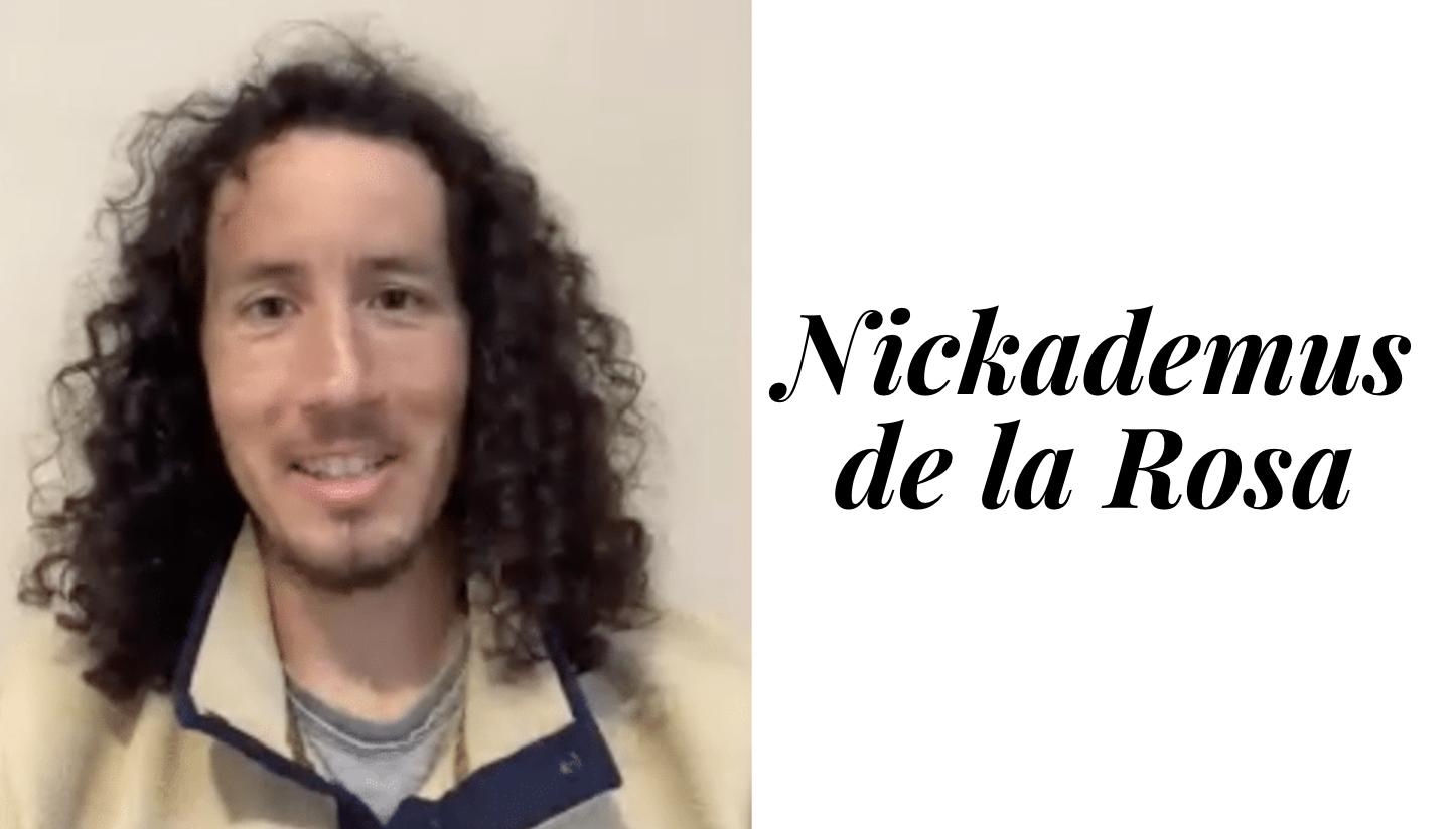 Nickademus de la Rosa