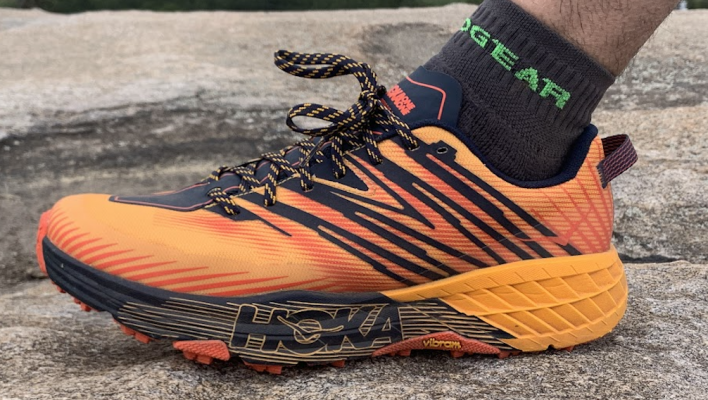 Hoka Speedgoat 4 New