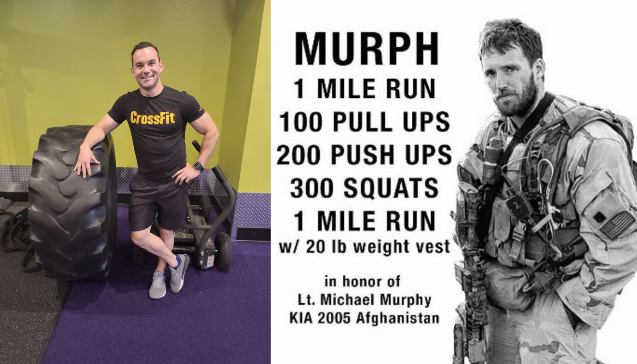 Murph World Record Attempt
