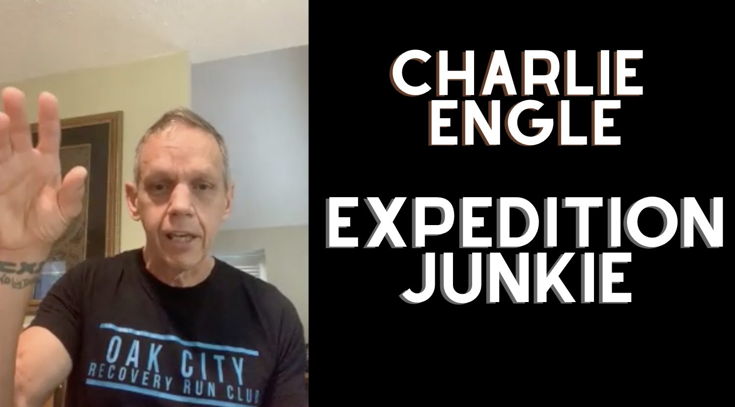 Charlie Engle Expedition Junkie