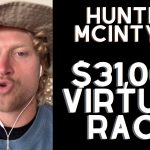 Hunter McIntyre Virtual Race