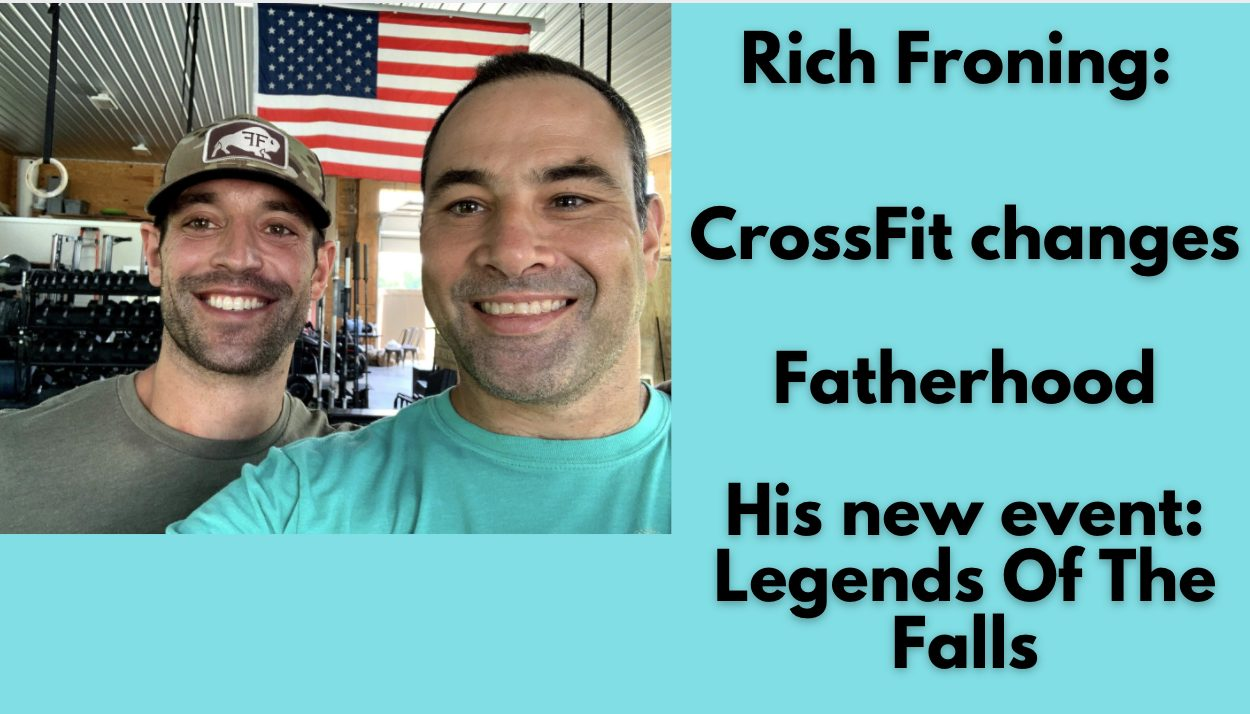 Rich Froning Legends Of The Falls