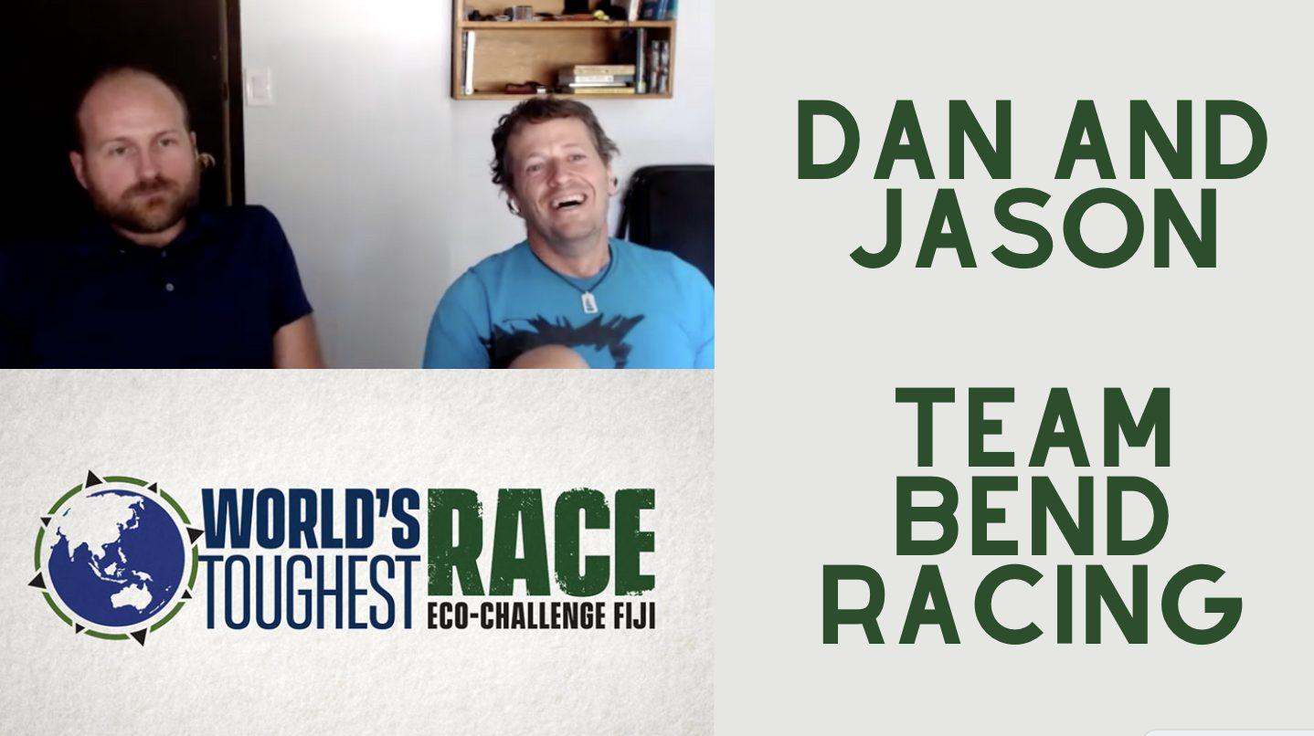 Team Bend Racing Eco Challenge Dan and Jason