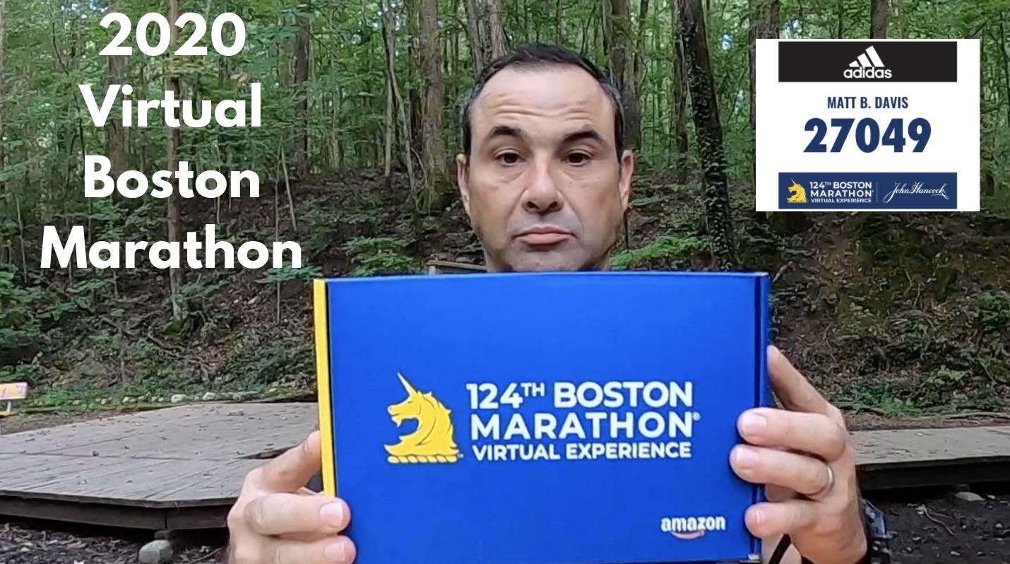 2020 Virtual Boston Marathon Kit