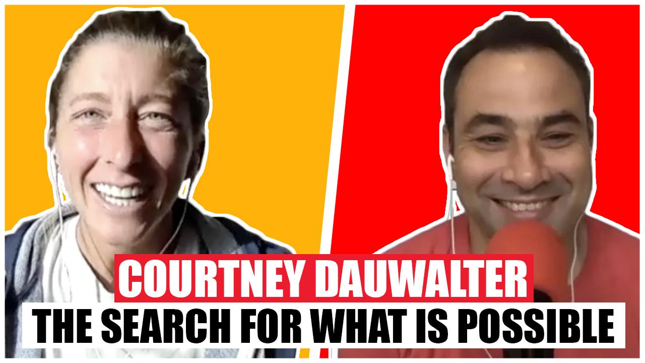 Courtney dauwalter interview
