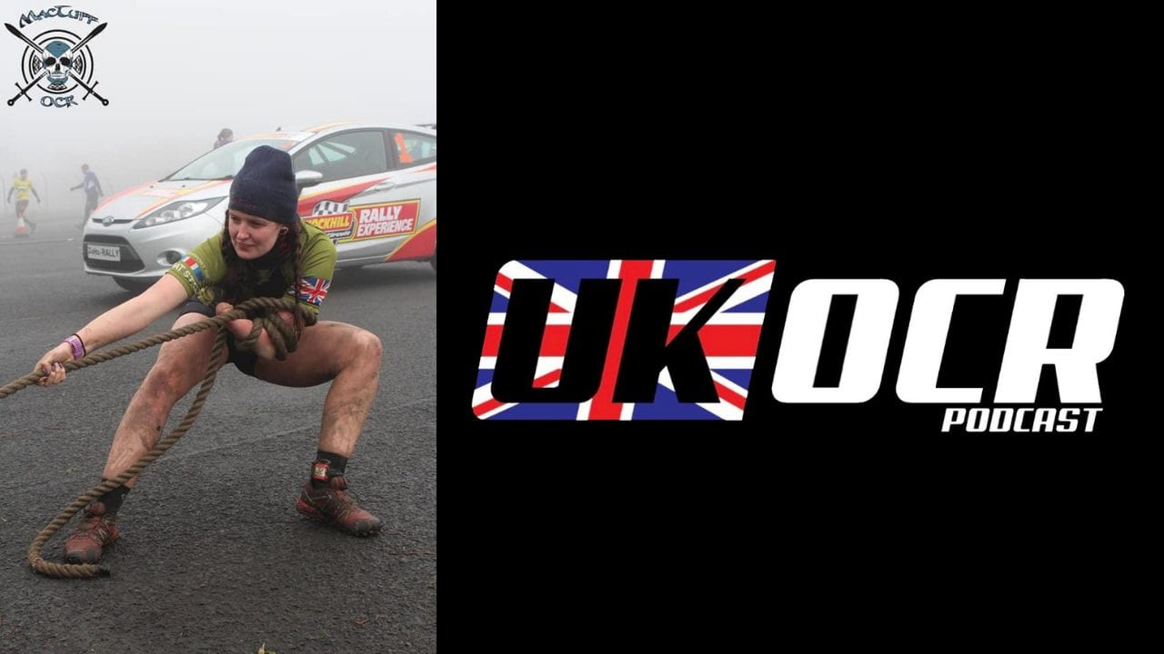 Kate Pearce UK OCR Podcast