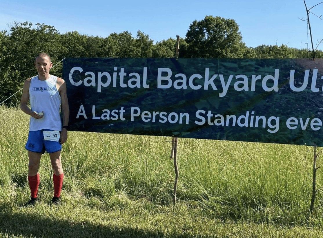Steve Slaby Backyard Ultra Podcast