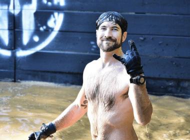 Scott The Fayne Knowles Spartan Race
