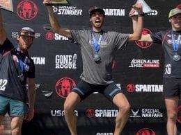 VeeJay Jones Spartan Race