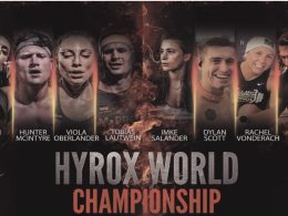 Hyrox World Champs 2021